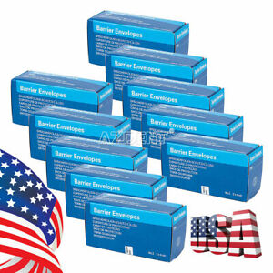 Usa 3000 Barrier Envelopes Size 2 For Oral X ray Scanx Phosphor Storage Plate
