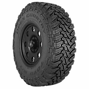 Toyo Open Country Mt 255 75r17 111q Toyo One Tire
