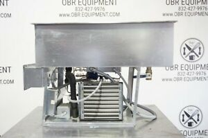 New Wells Drop In Cold hot Pan Dual Temp Well Model Hrcp 71436