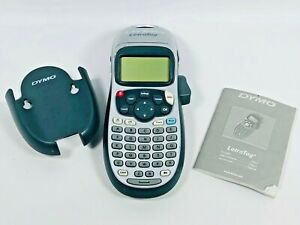 Dymo Letratag Portable Office Label Maker Machine Tested Works
