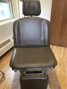 Brewer Assist 7000 Power Exam Chair Procedure Chair Table With Foot Control