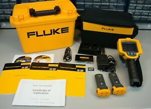 Excellent Condition Fluke Ti 32 60hz Industrial Handheld Thermal Imaging Camera
