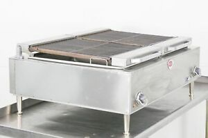 Used Wells B 50 36 Countertop Electric Charbroiler 626853
