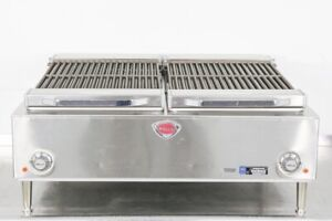 Used Wells B 50 36 Countertop Electric Charbroiler 626854