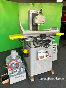 Chevalier Fsg 2a20 Automatic Surface Grinder 8 X 18 Magnetic Table