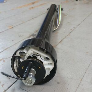 1962 1974 Mopar B E Body And Early Ford Polished Black Steering Column