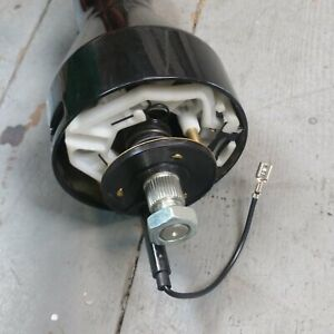 1953 1962 Chevrolet Corvette Black Steering Column Gm Floor Shift Gm