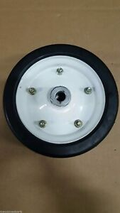 Replacement King Kutter Finish Mower Wheel 9 X 3 Part Number 502020