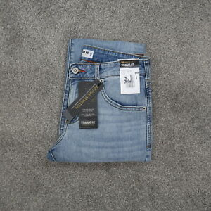 Lee Straight Fit L342 Ashton Stretch Blue Jeans Size 30x30 Style 2013603 NEW $27.99