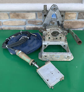 Mcelroy 2lc 2 Pipe Fusion Machine Heater Facer great Shape 2