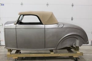 Dearborn Deuce Body Build A 1932 Ford Hot Rod Roadster Cabriolet