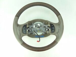 Ford F150 F250 King Ranch Leather Steering Wheel 1999 2000 2001 2002 2003
