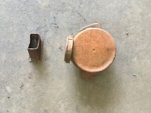 Ford 800 Series 850 Tractor Air Filter Pre Cleaner Part