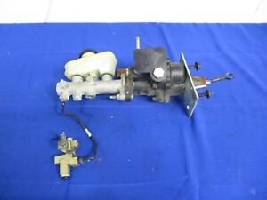 2003 04 Ford Mustang Svt Cobra Hydroboost And Proportioning Valve 047