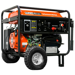 3 500 watt 210 Amp Electric Start Gasoline Powered Portable Generator Welder