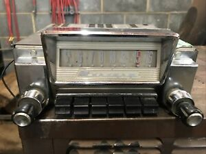 1955 Mercury Model 5bm Radio Vintage