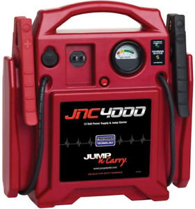 Power Booster Pack Charger Battery Portable Heavy Duty Truck Jump Starter Box