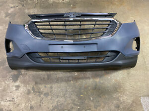 2018 2019 2020 Chevy Equinox Front Bumper Cover Upper Lower Upper Grille