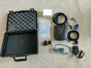 Honda Hds Tool Him Interface Diagnostic Tool Double Board With Case Complete Kit