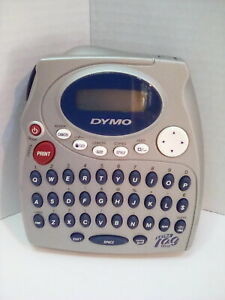 Dymo Letratag Qx50 Label Maker Thermal Printer Handheld Tested Working