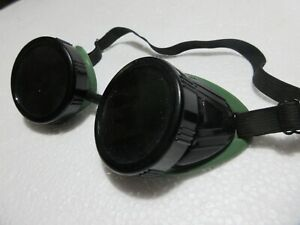 Vintage Safety Glasses Welding Goggles Steampunk Cosplay
