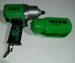 Matco Mt2769 1 2 Heavy Duty Air Impact Wrench Gun 7500 Rpm Green