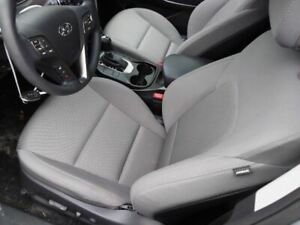 Driver Side Front Seat Assembly