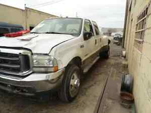 Front Axle 4 Wheel Abs Drw 3 73 Ratio Fits 01 04 Ford F350sd Pickup 256899