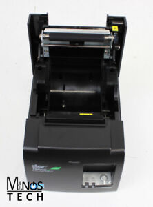 Star Micronics Tsp100 Futureprint Eco Thermal Receipt Printer Tsp143iiu Gry Itu