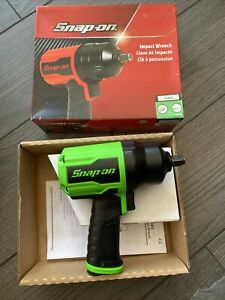 Snap On 1 2 Impact Wrench Tool Only Pt850g