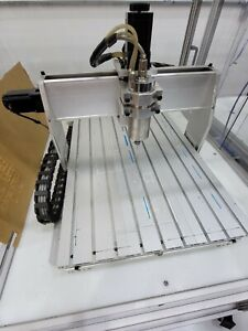 Cnc 6040 3 axis Cnc Router Engraver Kit Included Pc Mach3 Water Cooler Motor Vfc