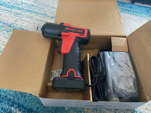 Snap On Cordless 3 8 Impact Gun 1 Battery Charger And Lead