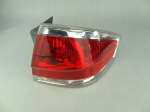 Ford Focus Passenger Right Rear Taillight Tail Light Lamp 2008 2009 2010