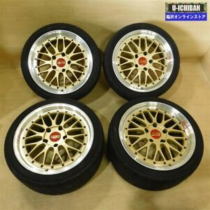 Genuine 18 Bbs For Porsche Lm087 Lm088 911 964 Cup Nb 2 Piece Forged Wheels
