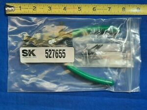 Sk Tools 7655 Snap Ring Pliers With Tips New