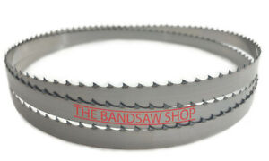 Wood Cutting Carbon Bandsaw Blades 1842mm 72 1 2 Various Width And Tooth