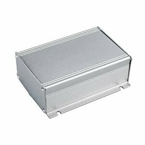 Extrude Aluminum Project Box Electronic Enclosure Case With Flange For Pcb