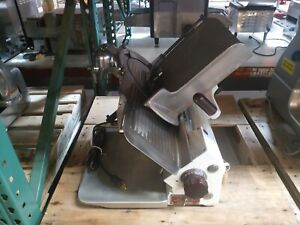 Used Globe 285 Commercial Meat Slicer