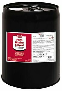 Crc Parts Washer Solvent Cleaning Solvent Removes Grease Automotive 5 Gal 05067