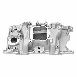 Edelbrock Performer Intake Manifold For 318 340 360 Chrysler S Block La Engine
