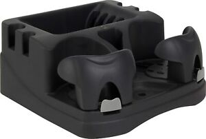 Car Console Organizer Cup Holder Truck Seat Floor Tray Drink Beverage Holders