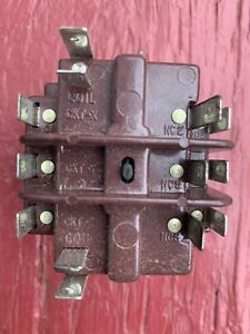 Essex 3pdt Switching Relay 24v Coil 4 Available