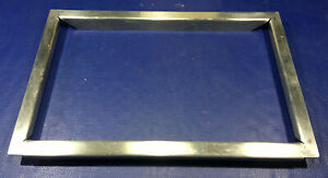 Stainless Steel Full Size Steam Table Pan Frame Drop In Insert