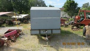 16 Enclosed Trailer Not Perfect