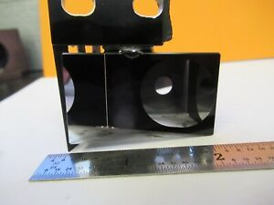 Zeiss Germany Axiotron Mounted Prism Optics Microscope Part As Pictured 47 a 50