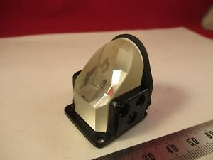 Wild Swiss Glass Prism Head Optics Microscope Part As Pictured 39 a 15