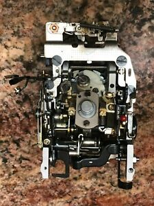 New Ibm Selectric Complete Sel Ii Carrier Assembly P n 1206211