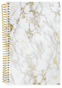 2021 22 Soft Cover Mini Pocket Size Planner Marble 13 Month July july