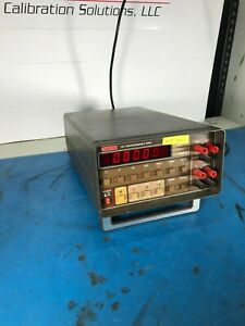 Keithley 192 Programmable Dmm lab Tested