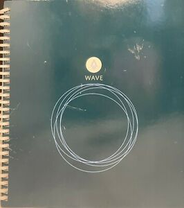 Rocketbook Wave Smart Notebook 8 5 X 9 5 Notebook Only Blank Pages